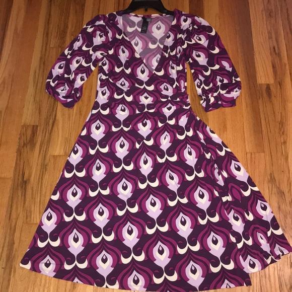 71ca659d28 Bisou Bisou Dresses   Skirts - EUC vintage style Bisou Bisou dress. Size 10